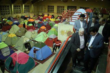 اسکان بیش از ۸۵ هزار نفر در نخستین شب فروردین