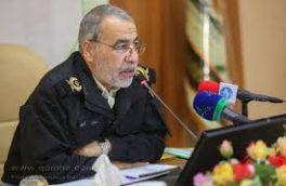 حفظ امنیت مالی و جانی مردم دغدغه پلیس در چهارشنبه آخر سال