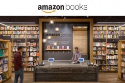 افتتاح کتابفروشی جدید آمازون در شهر دنور آمریکا