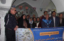 مهمان نوازی شهردار، ریاست و اعضای شورای اسلامی شهر فلاورجان/ تصاویر