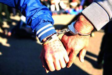 سارق اماکن متبرکه اردستان دستگیر شد