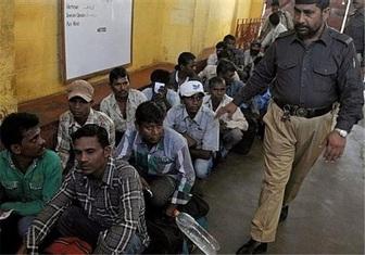 پاکستان ۱۰۰ نفر دیگر از صیادان هندی بازداشت شده را آزاد کرد