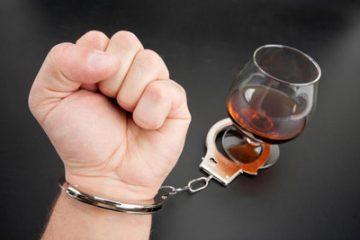 درمان مسمومیت الکلی