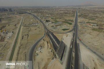 احداث مجموعه پلهای تقاطع غیرهمسطح نصفجهان با ۱۲۲۰ میلیارد ریال اعتبار