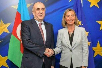نگاهی به همکاری های جدید جمهوری آذربایجان و اتحادیه اروپا