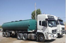 کشف ۳۰ هزار لیتر گازوئیل قاچاق در نائین