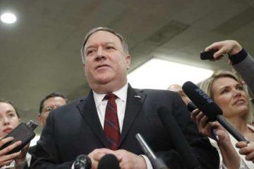 پمپئو همزمان ونزوئلا، روسیه و کوبا را تهدید کرد
