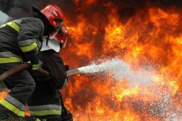 مرد جوان در پاوه منزل همسر سابقش را به آتش کشید