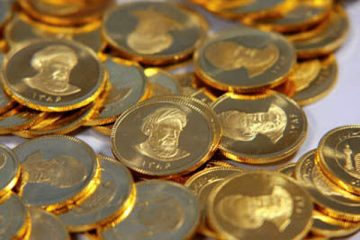 قیمت سکه طرح جدید شنبه ۲۴ فروردین به ۴میلیون و ۷۲۵ هزارتومان رسید