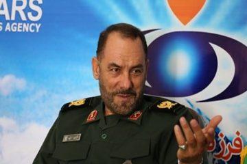 نقش سپاه در تحقق شعار سال، ایجاد امنیت پایدار است