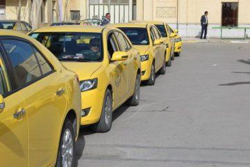 دولت ۵۰درصد حق بیمه رانندگان تاکسی را پرداخت میکند