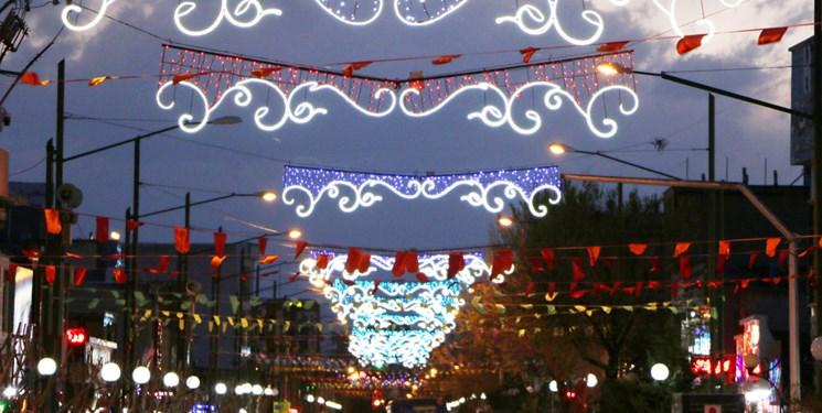 جشن میلاد مهدی موعود(عج) در سراسر استان مرکزی در حال برگزاری است