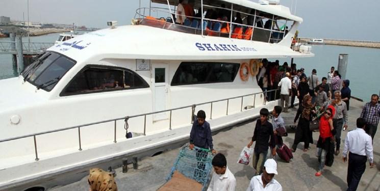 شرایط مساعد سفرهای دریایی هرمزگان در نخستین روز اردیبهشت/ جزایر و سواحل غربی تا پایان هفته منتظر تندباد و رگبار پراکنده باشند