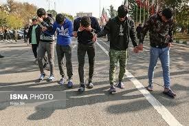 انهدام اعضای باند سارقان مسلح طلاجات از آرایشگاه زنانه در ایرانشهر