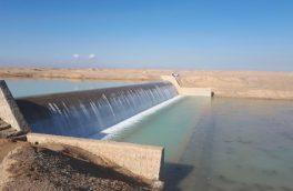 آبگیری بندهای آبخیزداری شهرستان مبارکه پس از ۱۵ سال