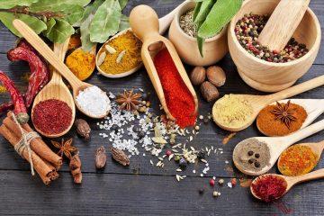 عوارض مصرف ادویهجات برای بدن