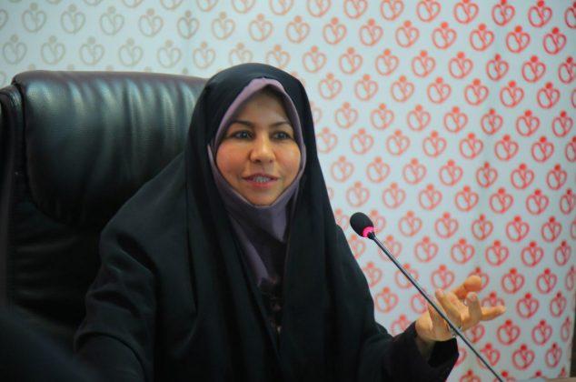 جلسه بانوان انجمن خیریه حضرت ابوالفصل (ع)