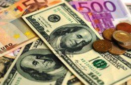 گران شدن دلار یورو در صرافی ملی / قیمت دلار و یورو صرافی ملی ۹۸/۳/۲