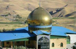 عملیات توسعه و عمران امامزاده سید محمد (ع) فریدونشهر آغاز شد