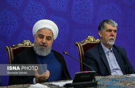 روحانی: در برابر زورگویی دشمن تسلیم نمیشویم/ جامعه به امید نیاز دارد/ اهل منطق و مذاکرهایم