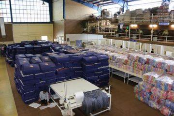ارسال ۲۳۰ میلیون تومان کالای خواب به مناطق سیلزده
