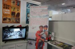 نمایش عکسهای سیل اخیر ایران در جشنواره کن