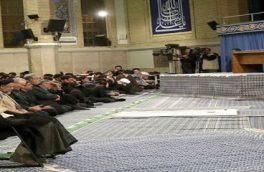 مراسم سوگواری مولای متقیان امام علی (ع) در حضور رهبر معظم انقلاب برگزار شد
