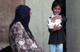 ماه رمضان فرصتی برای شاد کردن کودکان یتیم و نیازمند