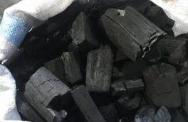 کشف بیش از ۳ تن زغال قاچاق در کرمانشاه
