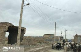 مشکلات جوی آباد در سطح استان بررسی شود