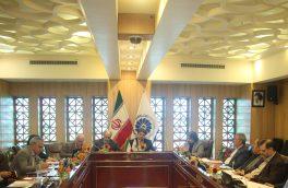 ساختار سازمانی اتاق بازرگانی اصفهان بر اساس بهبود کسب و کار