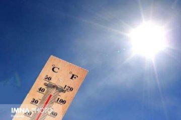 هوا دو درجه گرمتر می شود