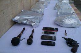 کشف ۴۲۸ کیلوگرم انواع مواد مخدر در کردستان/جمعآوری ۱۵۱ معتاد متجاهر در استان