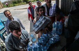 کمک ۶۰۰ میلیونی مردم خوانسار به سیلزدگان