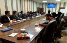 برگزاری دوره خبرنگاری در فریدن