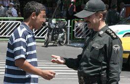 پلیس با مظاهر علنی روزه خواری برخورد میکند