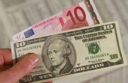 عقبنشینی دلار از قله ۲ساله