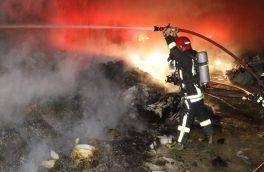 انفجار در کارگاه تولیدی مواد شیمیایی اراک