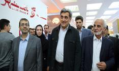قدردانی شهردار تهران از خدمات بانک شهر در نمایشگاه کتاب پایتخت