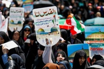 پیام مدیرکل ثبت احوال استان اصفهان به مناسبت روز قدس