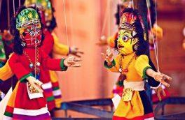 عروسکهای محلی بخشی از هویت ملی هستند