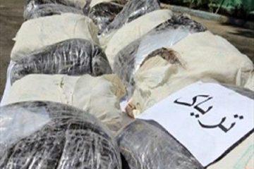 کشف بیش از ۱۱۰ کیلو مواد مخدر در شهرضا