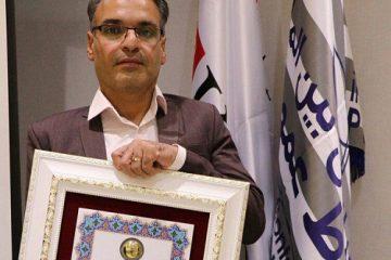 درخشش روابط عمومی شهرداری سمنان در کشور و کسب جایزه طلایی روابط عمومی برتر ایران