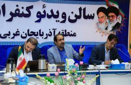 مانور مدیریت بحران ارتباطات سیار درمخابرات منطقه آذربایجان غربی برگزار شد