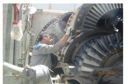 انجام تعمیرات و راه اندازی توربوژنراتور پالایشگاه گاز ایلام با استفاده از توان شرکتهای داخلی