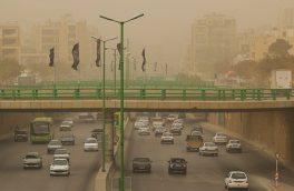 عذرخواهی از مردم اصفهان بابت پیشبینی نکردن غبار آلودگی