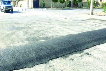 تپه نوردی رانندگان در خیابانهای کلانشهر زاهدان