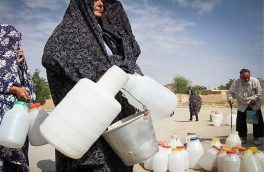آبرسانی سیار در روستاها بر اساس نیازروستا انجام میشود