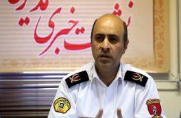 انجام بیش ازهزار عملیات توسط آتش نشانان همدان در بهار ۹۸