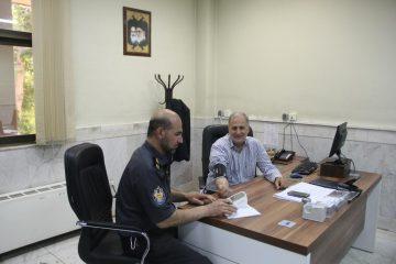 شهرداری فلاورجان به پویش بسیج ملی  کنترل فشار خون پیوست